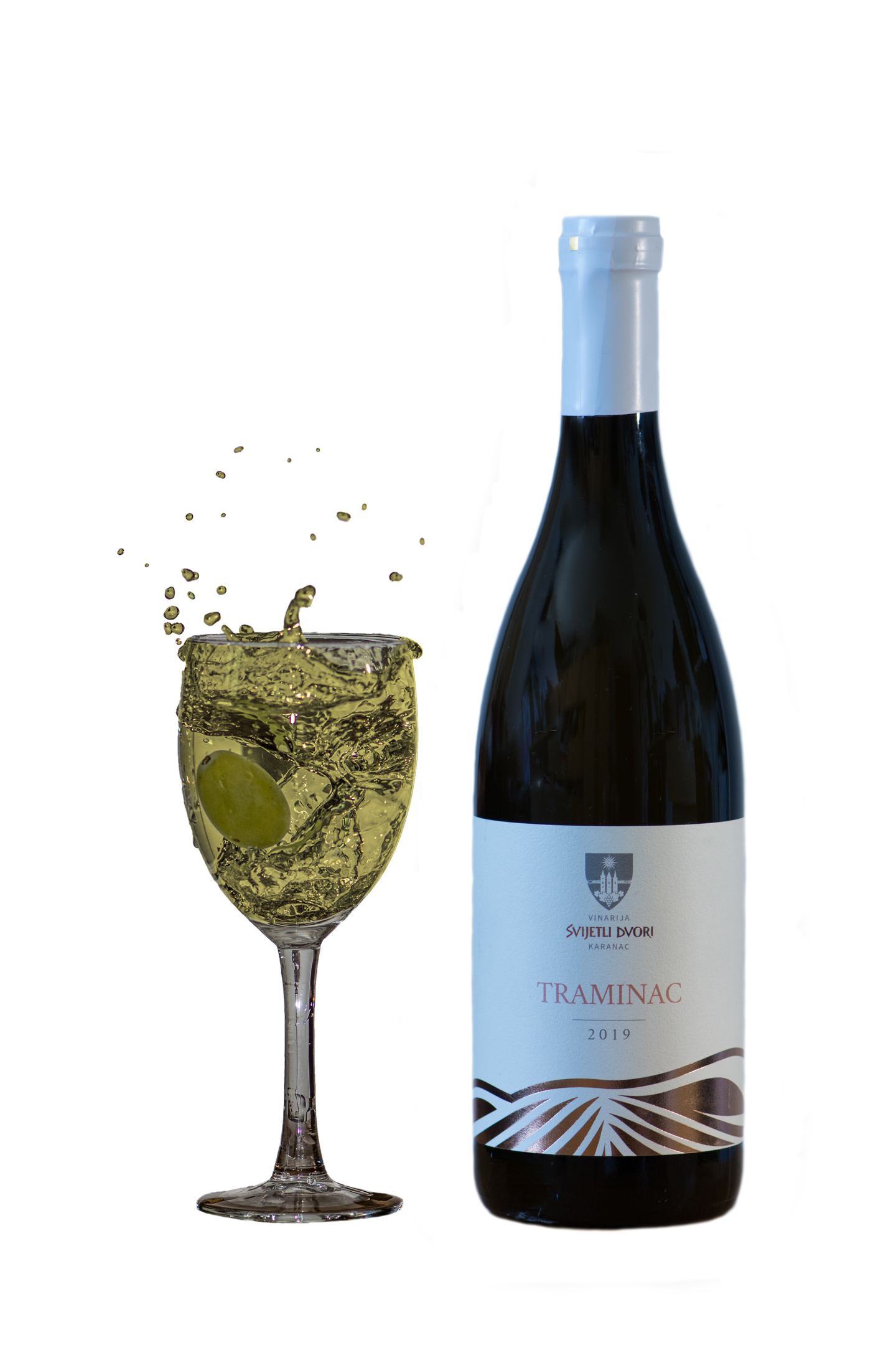 Činjenice o bijelom vinu